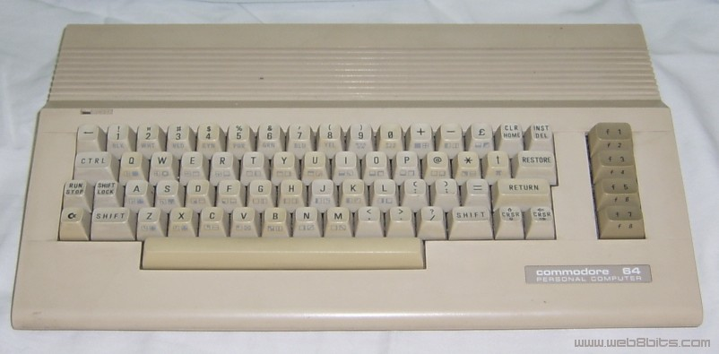 Mega post: La commodore 64 está viva
