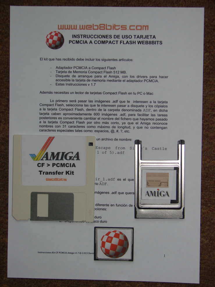 CF PCMCIA