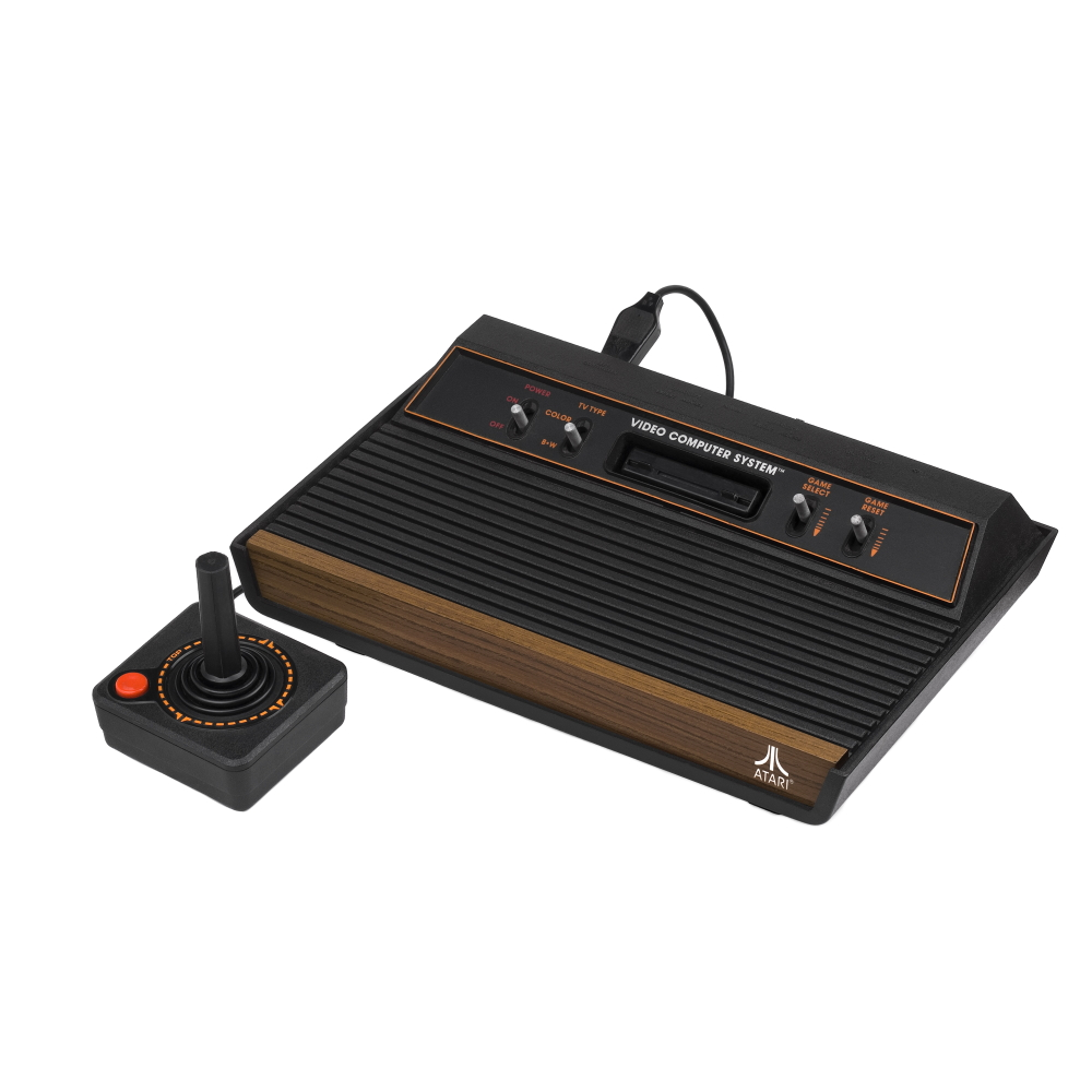 Transformer for consoles atari 2600 source power power supply ebay - Atari game console for sale ...